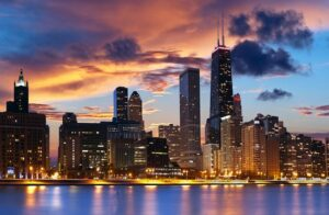 Chicago USA Road Trip On A Whim