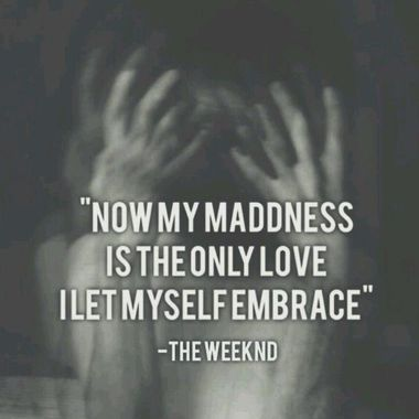 Awaken My Love - Now My Madness Is The Only Love I Let Myself Embrace
