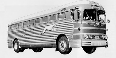 One Long Bus Ride - My First Time on a Greyhound Bus